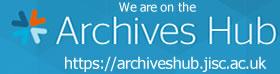 Archives Hub logo and URL