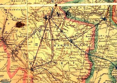 Cecil John Rhodes (1853 1902): South Africa before Rhodes