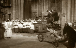 TV broadcast from York Minster, 1965. Archive of Recorded Church Music