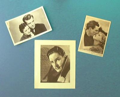Photos of Robert Donat