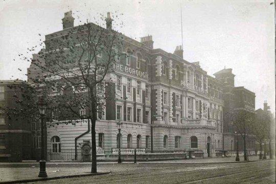 London South Bank University Archives Centre- Archives Hub