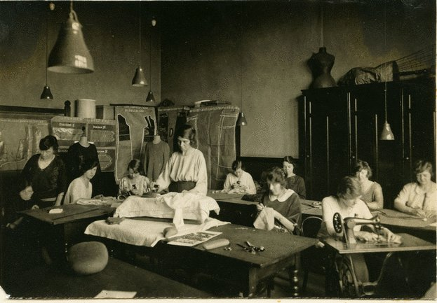 Salford sewing class