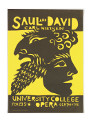 Poster for Saul and David