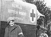 Scottish women's ambulance unit
