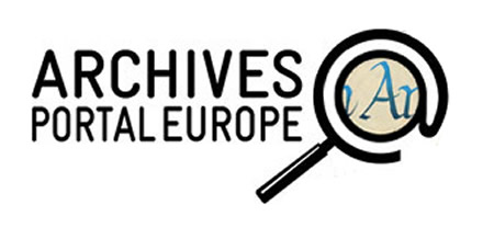 Image result for european archival network logo